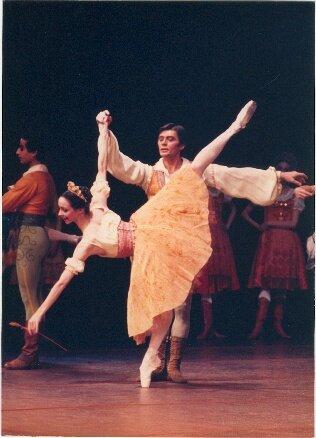 Ballettschule Vladimir Gelvan | Impressum